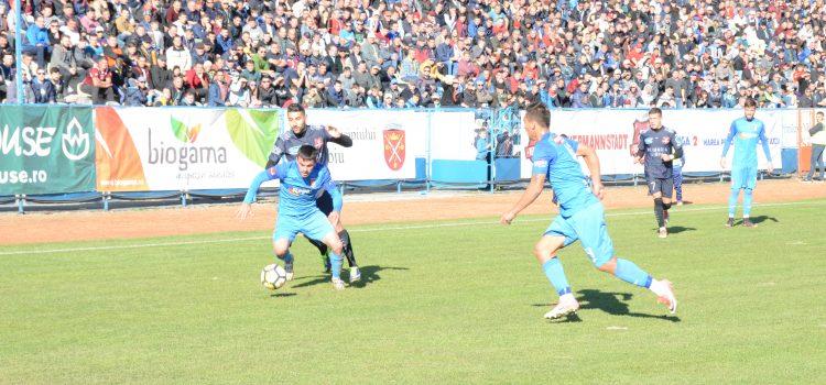 FC Hermannstadt castiga cu Metaloglobus