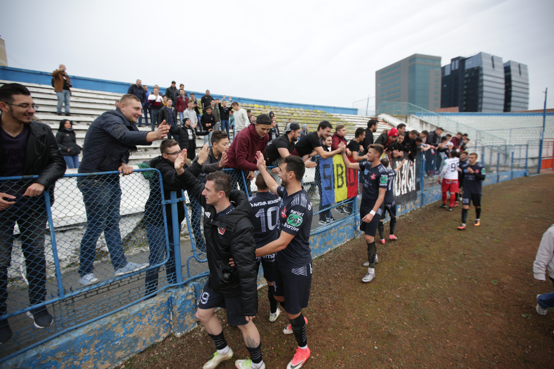 FC Hermannstadt încheie turul pe primul loc