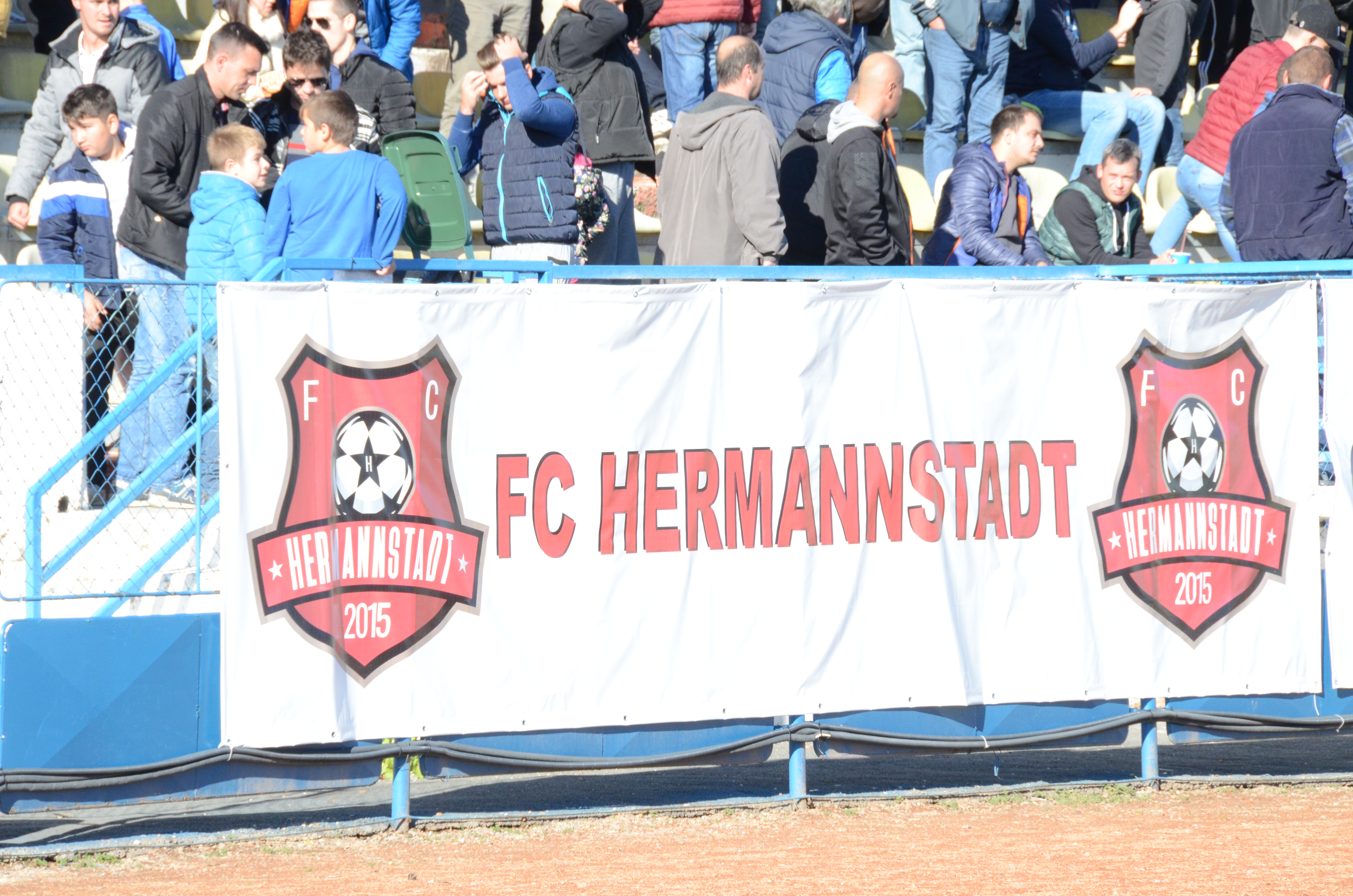FC Hermannstadt lider dupa egalul cu Mioveni 2