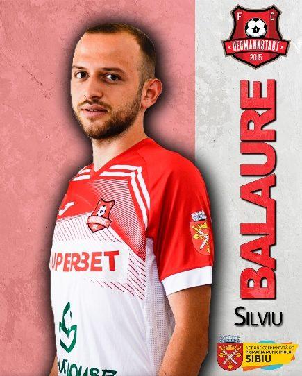 SILVIU BALAURE